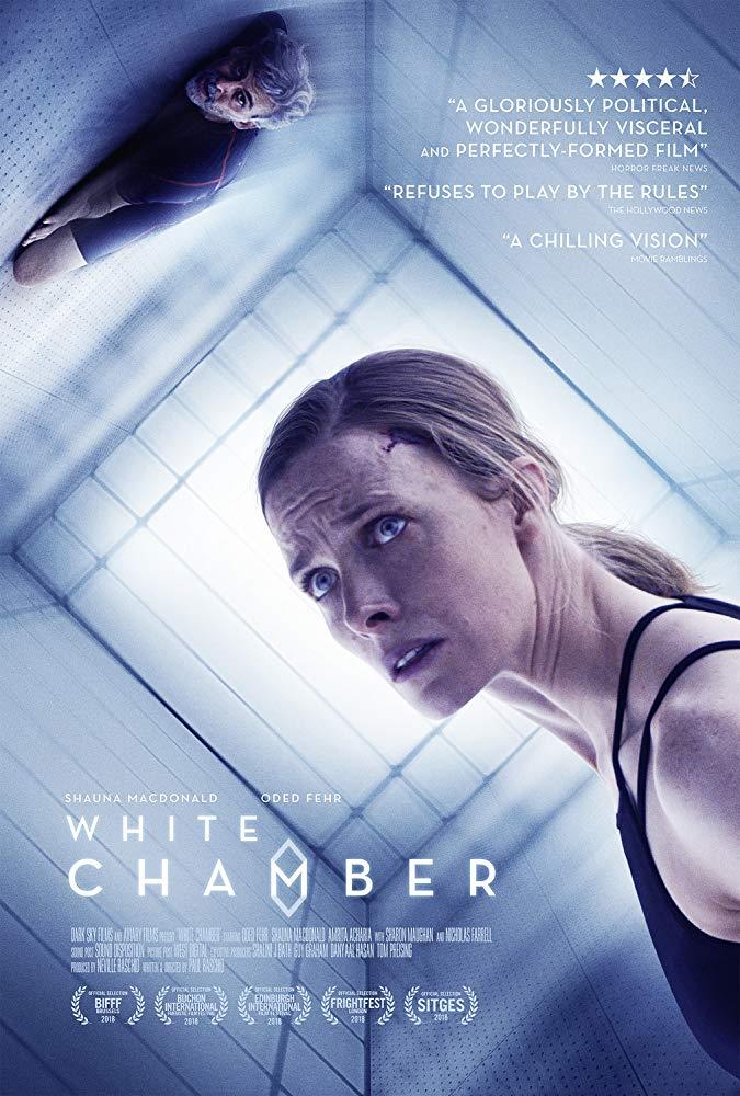 affiche du film White Chamber