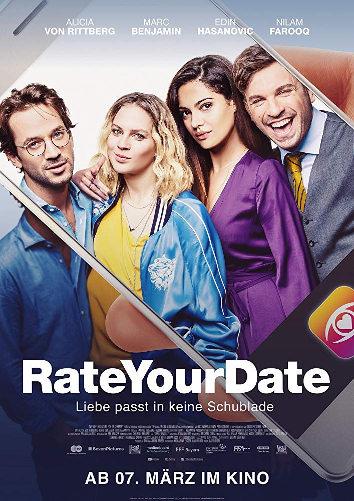 affiche du film Rate your Date
