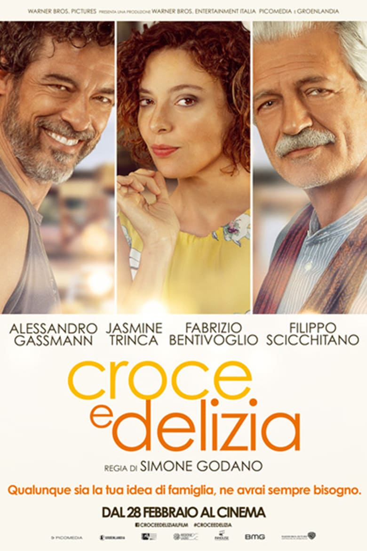 affiche du film Croce e Delizia