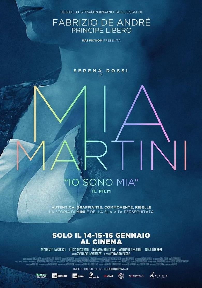 affiche du film Mia Martini: Io sono Mia