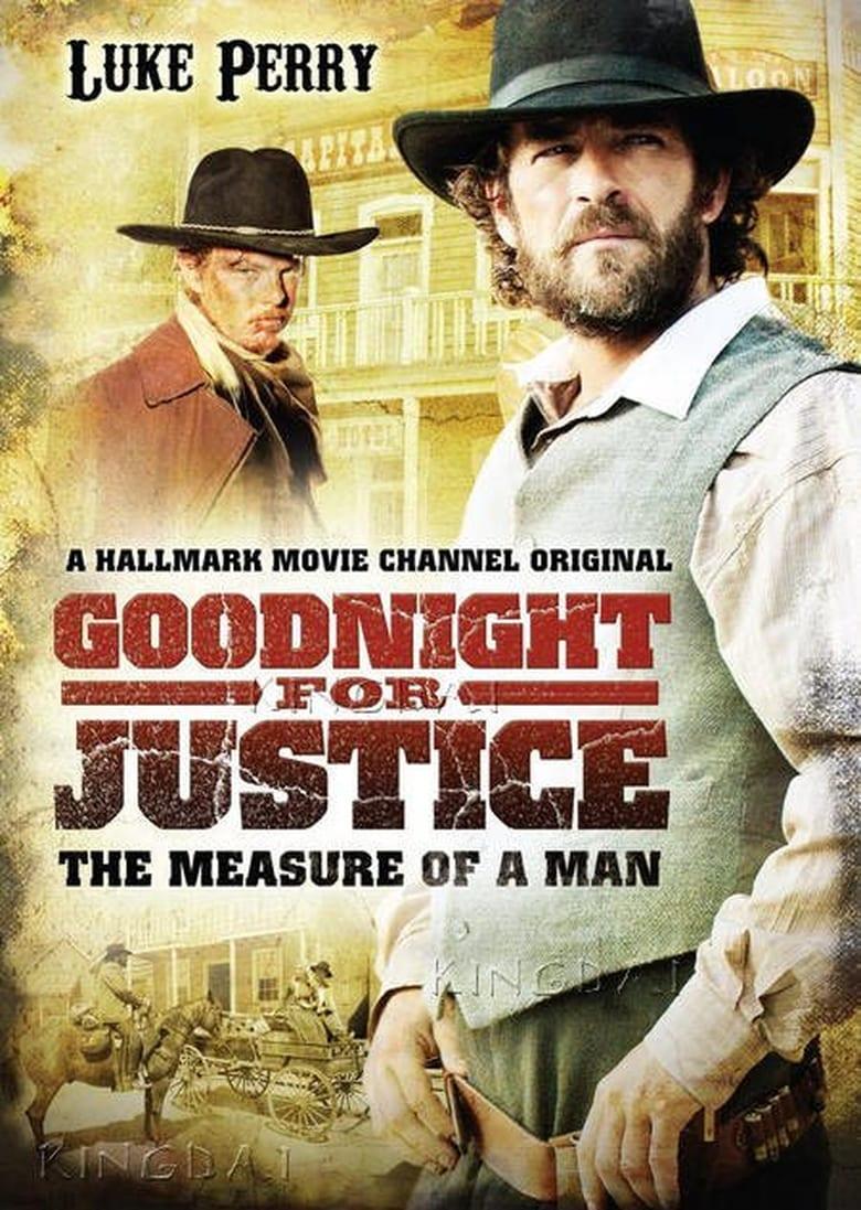 affiche du film La loi de Goodnight : la valeur d'un homme (TV)