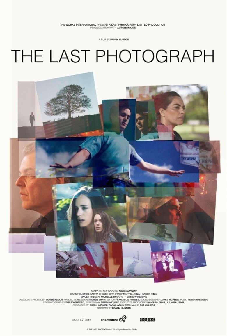 affiche du film The Last Photograph