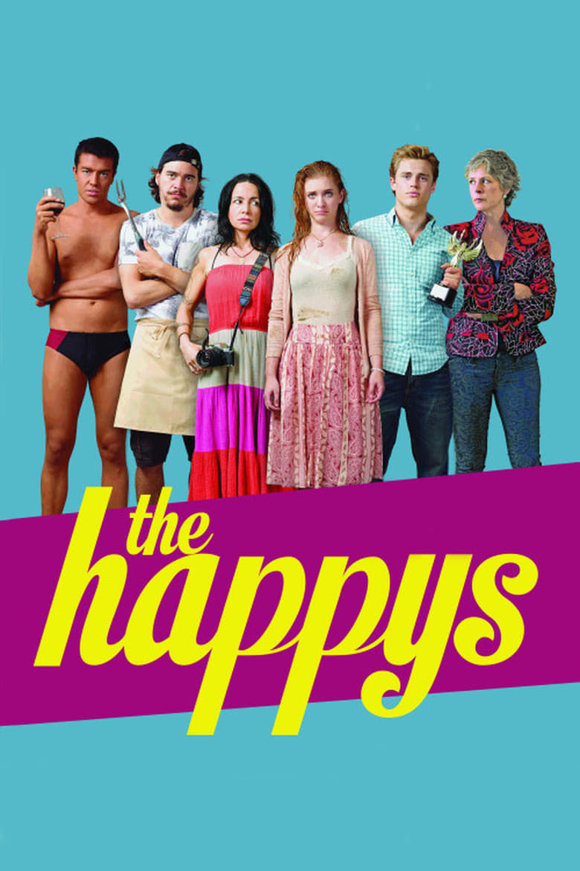 affiche du film The Happys