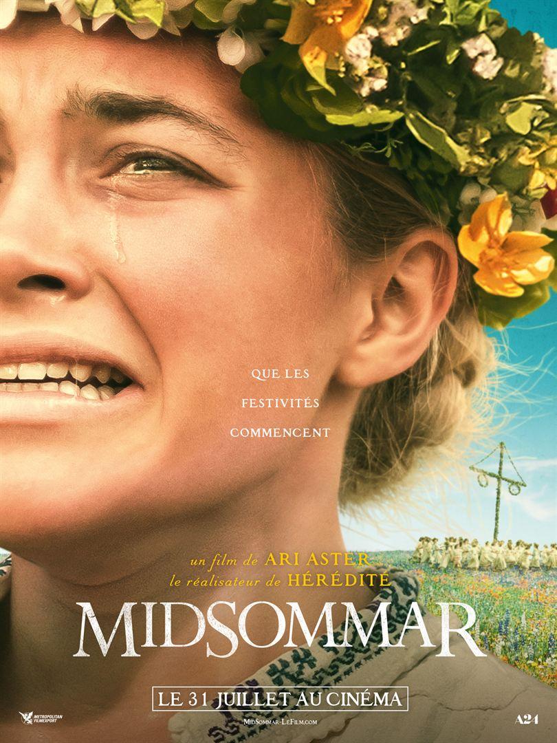 affiche du film Midsommar