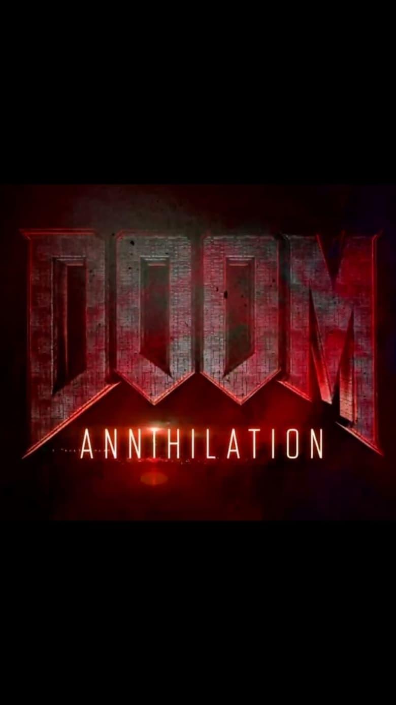 affiche du film Doom: Annihilation