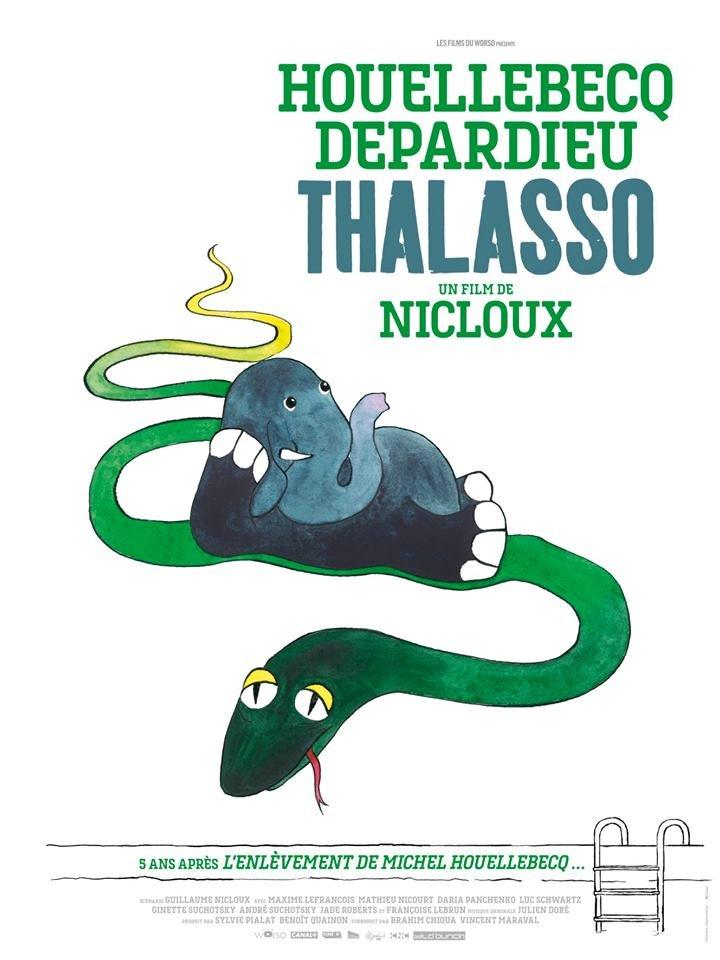 affiche du film Thalasso