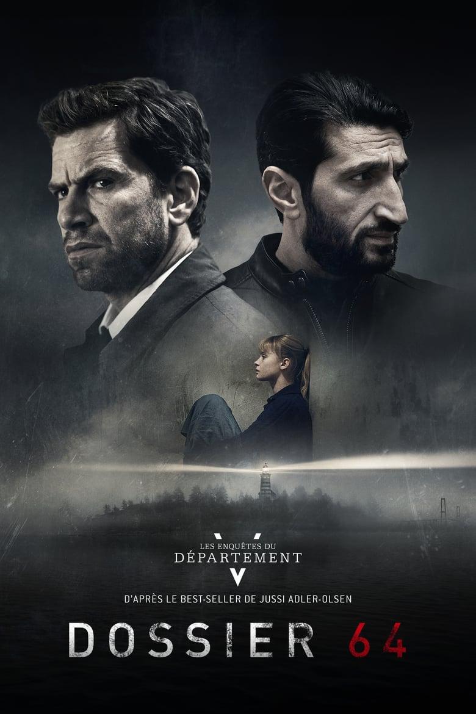 affiche du film Les Enquêtes du département V : Dossier 64