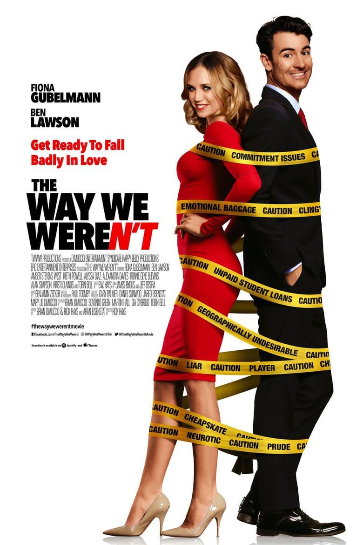 affiche du film The Way We Weren't