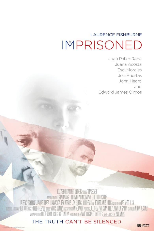 affiche du film Imprisoned