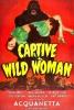 La femme gorille (Captive Wild Woman)