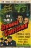 Strange Confession