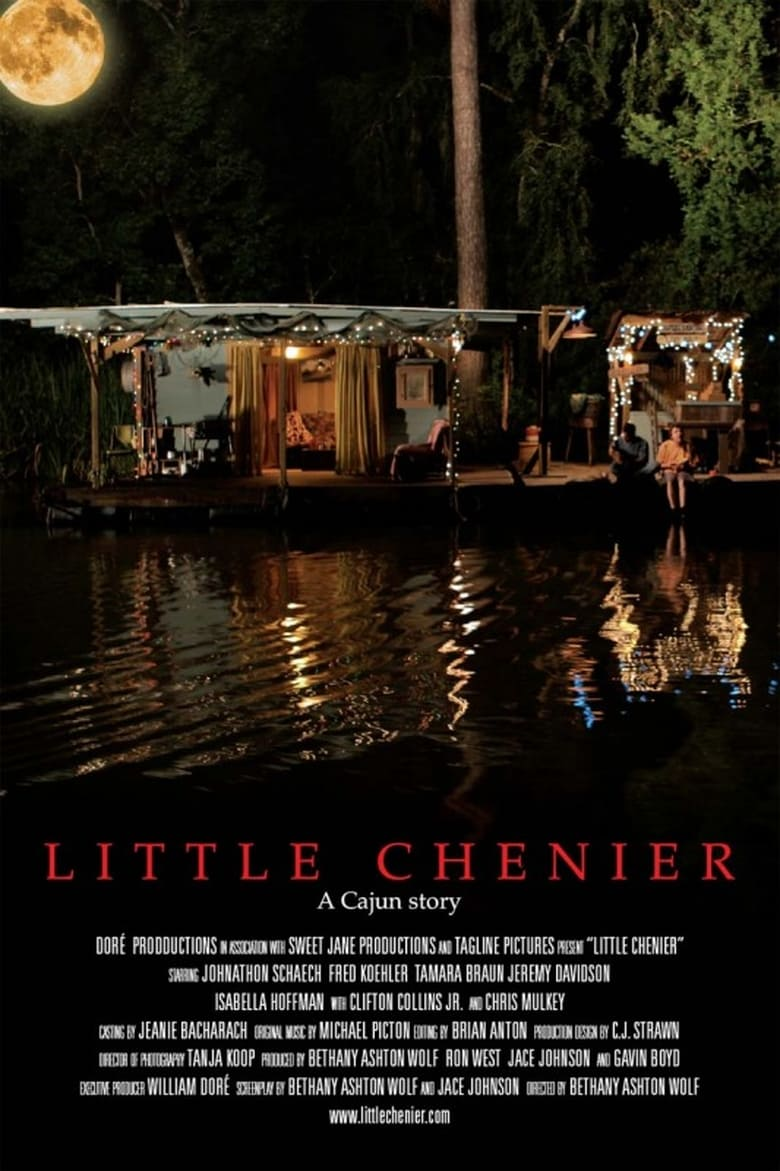 affiche du film Little Chenier