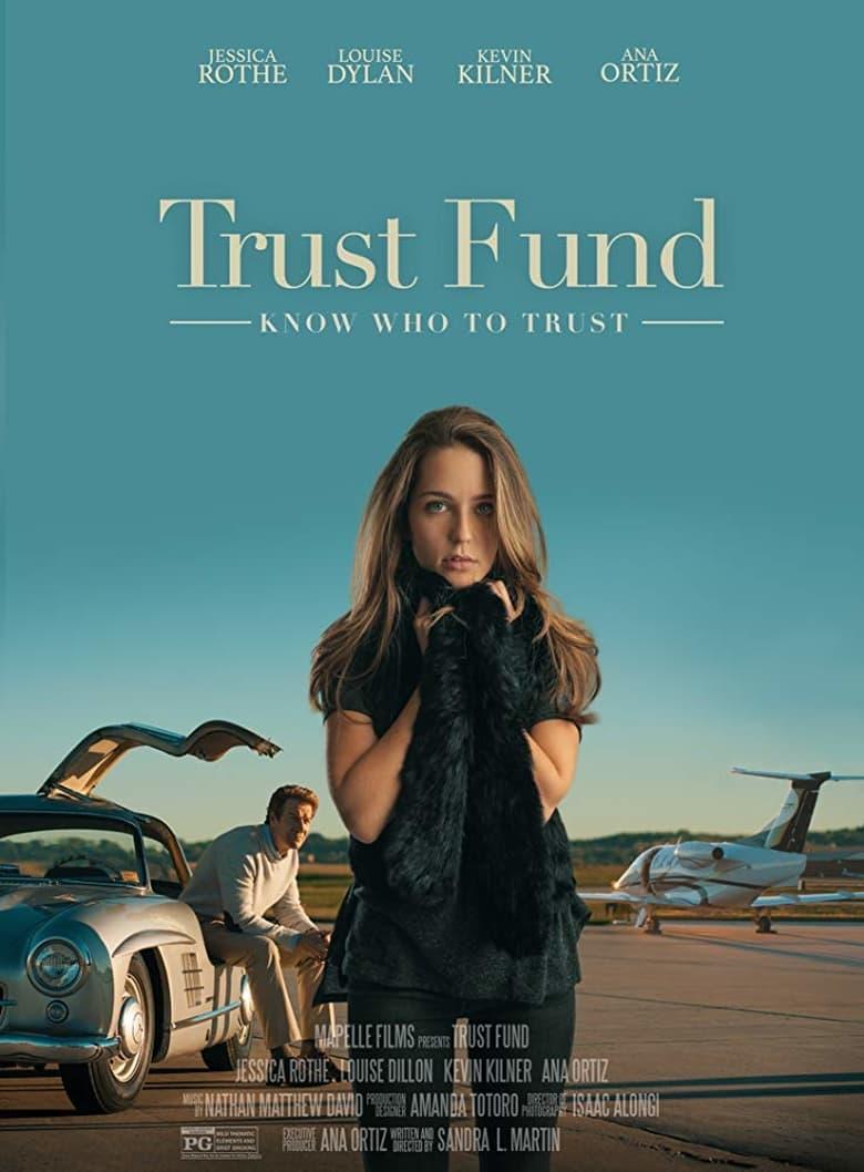 affiche du film Trust Fund