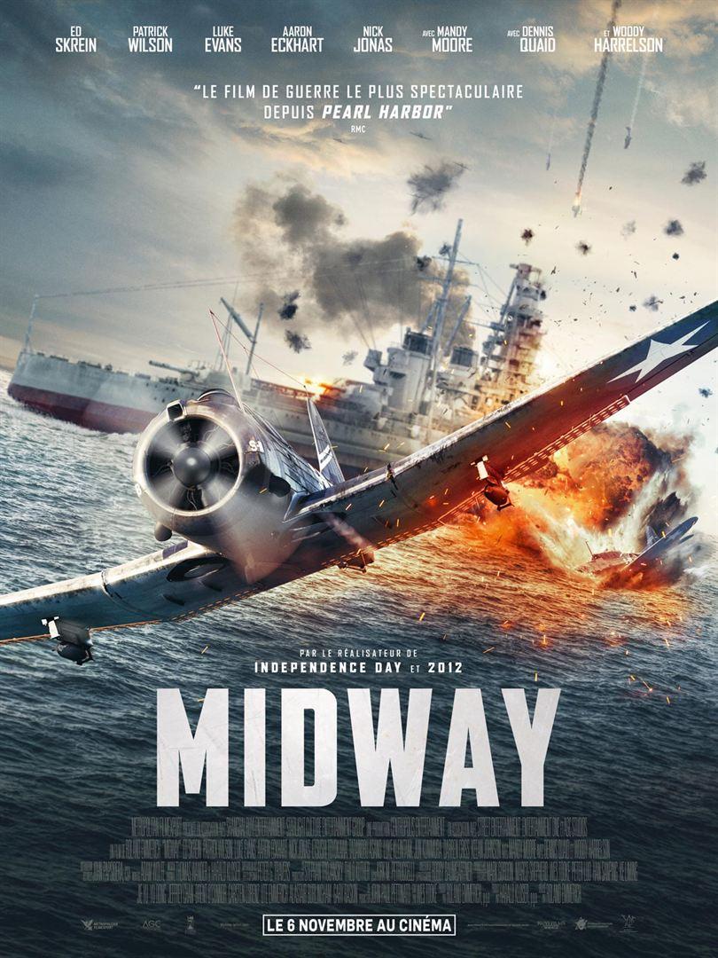 affiche du film Midway