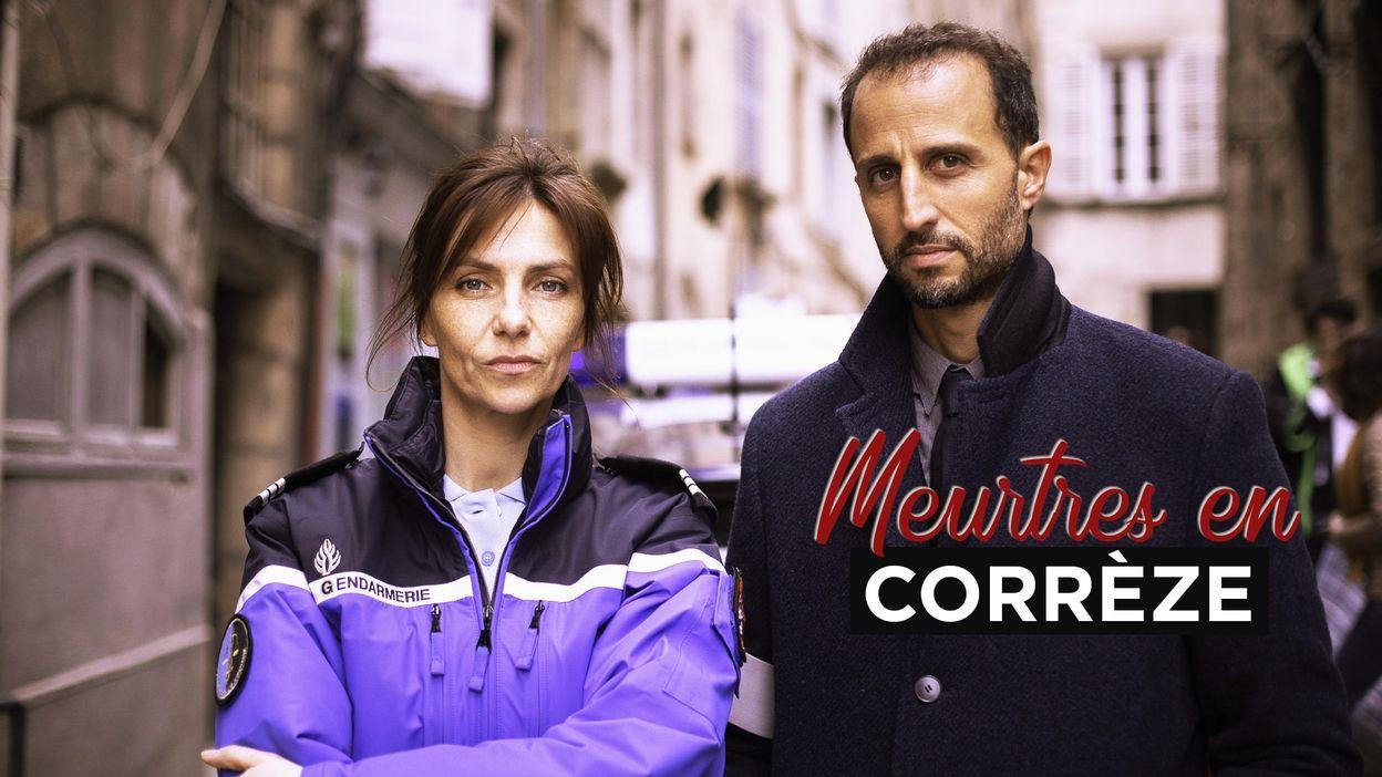 affiche du film Meurtres en Corrèze (TV)