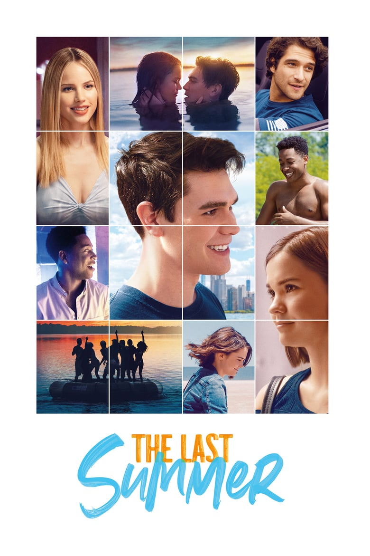affiche du film The Last Summer