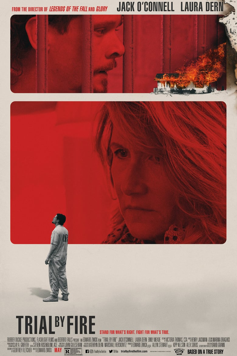 affiche du film Trial by Fire