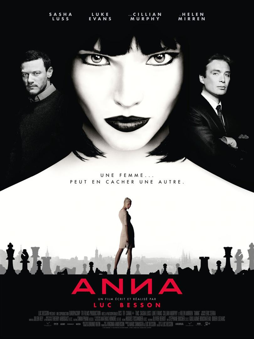affiche du film Anna