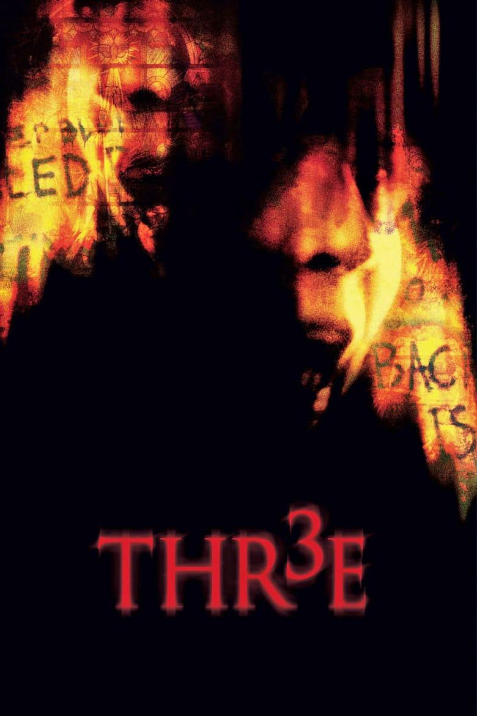 affiche du film Thr3e