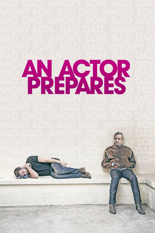 affiche du film An Actor Prepares