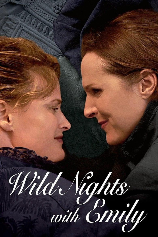 affiche du film Wild Nights with Emily