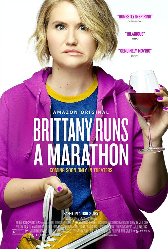 affiche du film Brittany Runs a Marathon