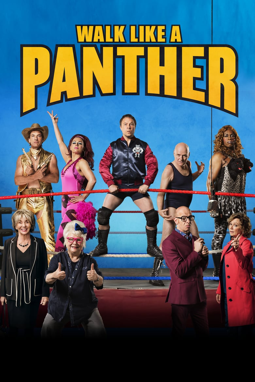affiche du film Walk Like a Panther