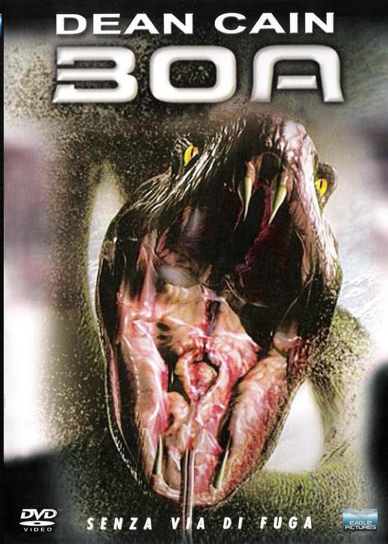 affiche du film Boa