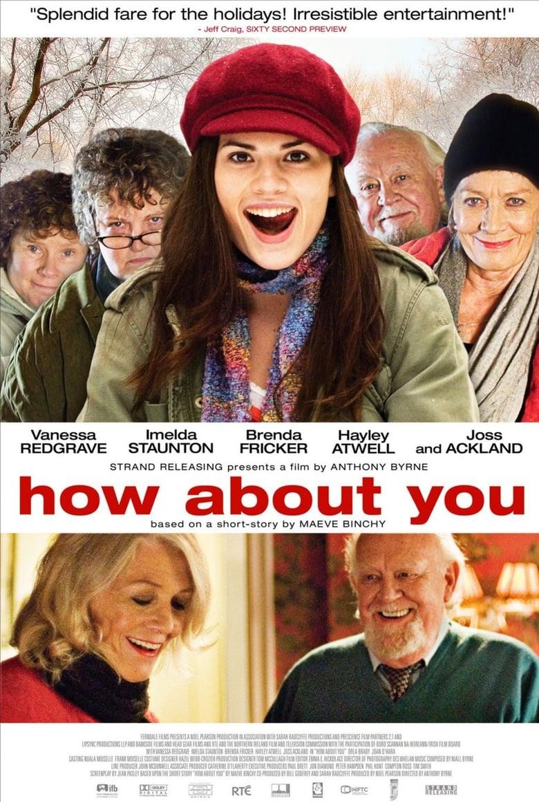 affiche du film How About You...