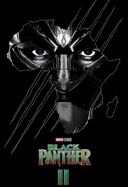 affiche du film Black Panther 2