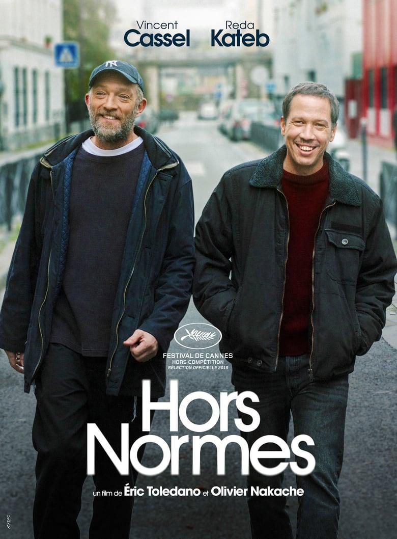 affiche du film Hors Normes