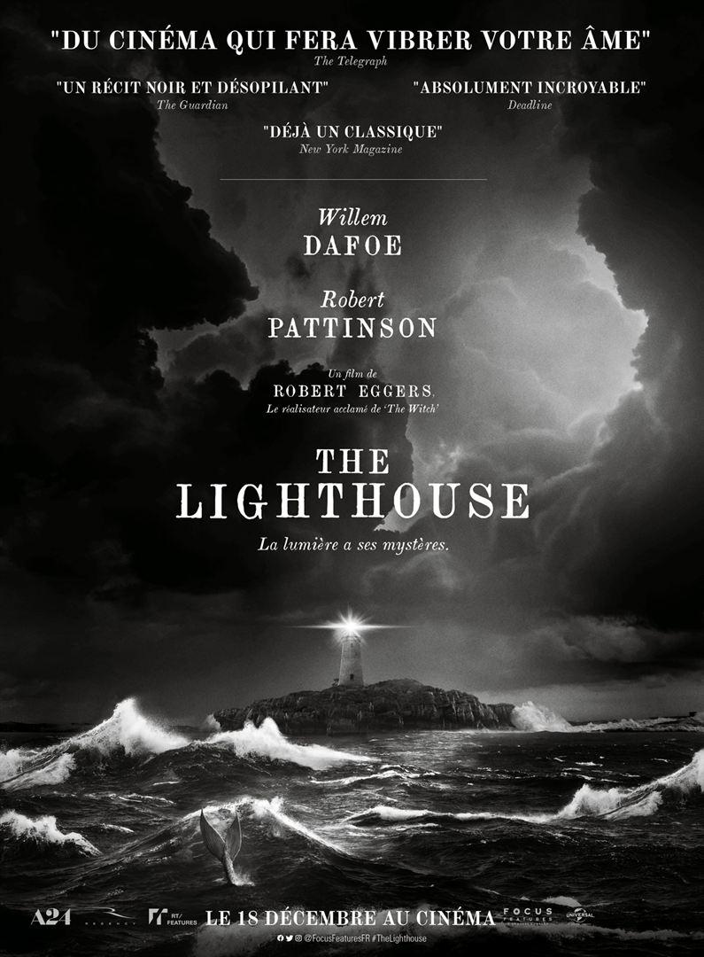 affiche du film The Lighthouse