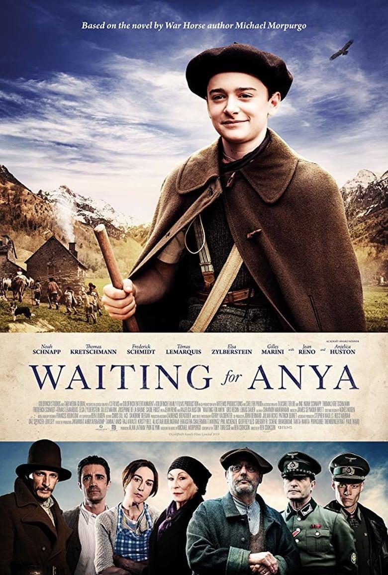 affiche du film Waiting for Anya