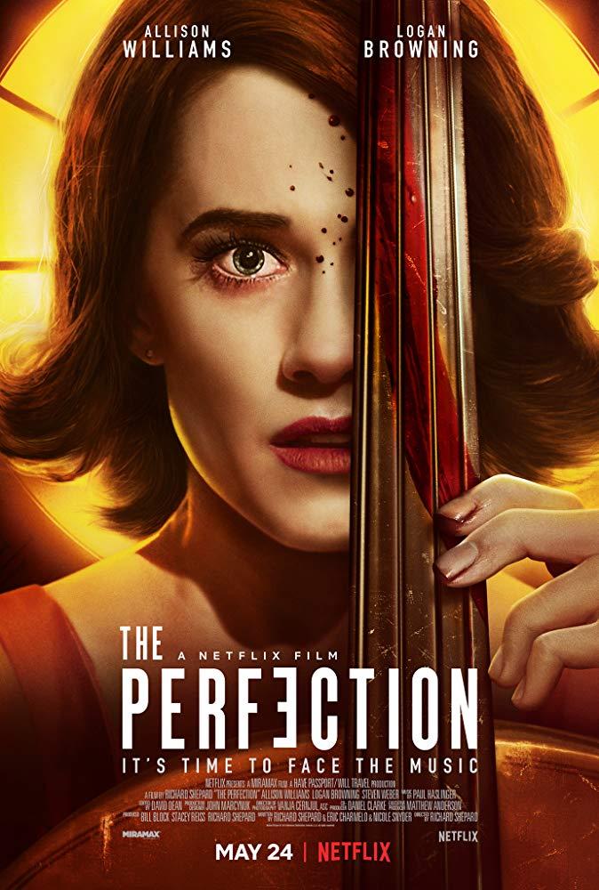 affiche du film The Perfection