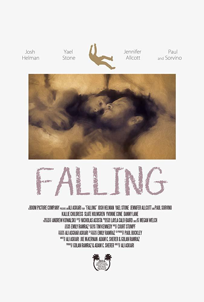 affiche du film Falling