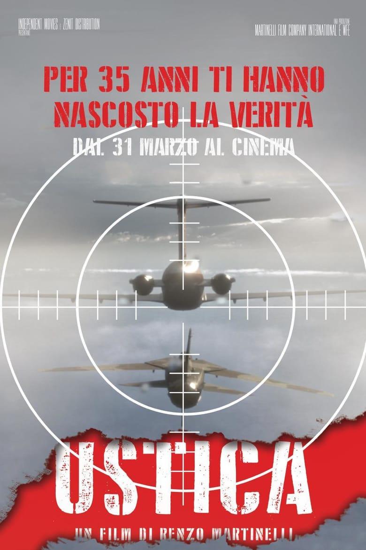 affiche du film Ustica: The Missing Paper
