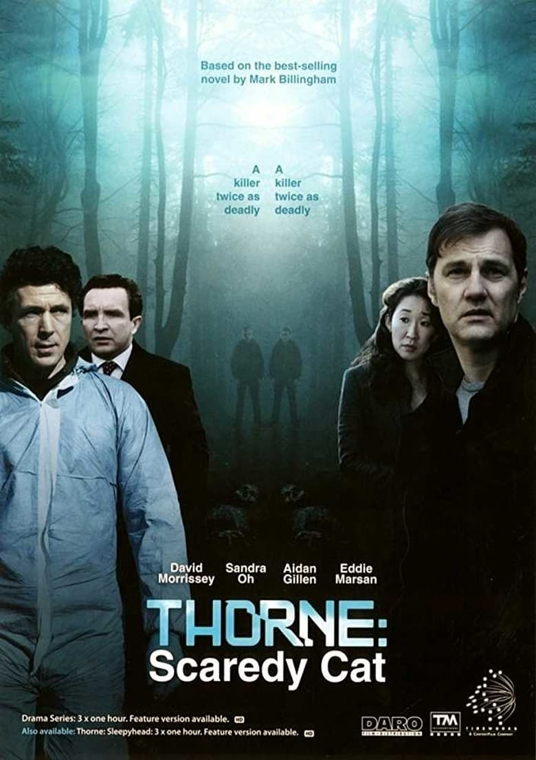 affiche du film Thorne: Scaredycat