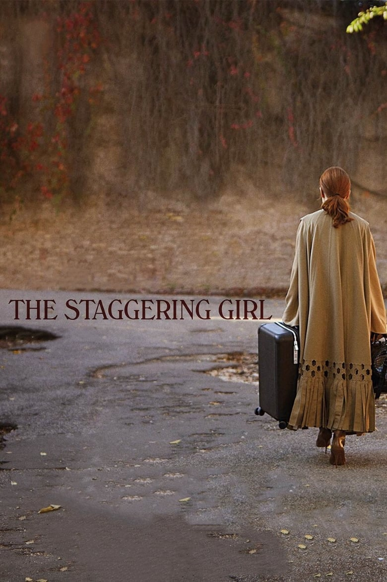 affiche du film The Staggering Girl