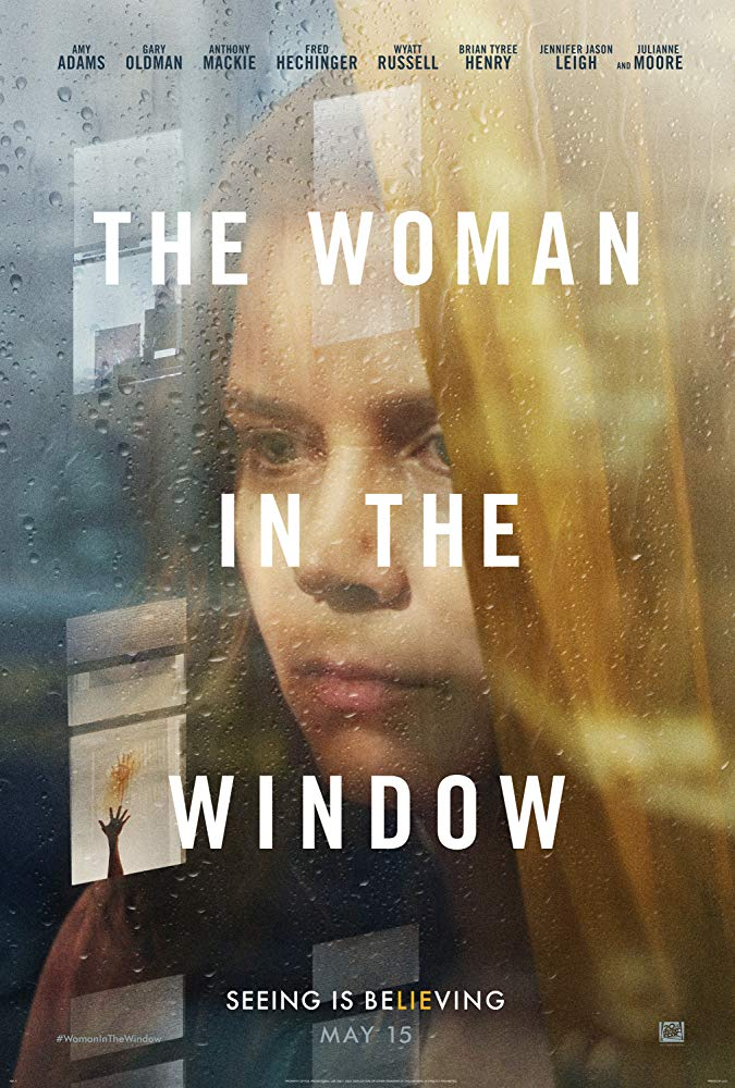 affiche du film The Woman in the Window