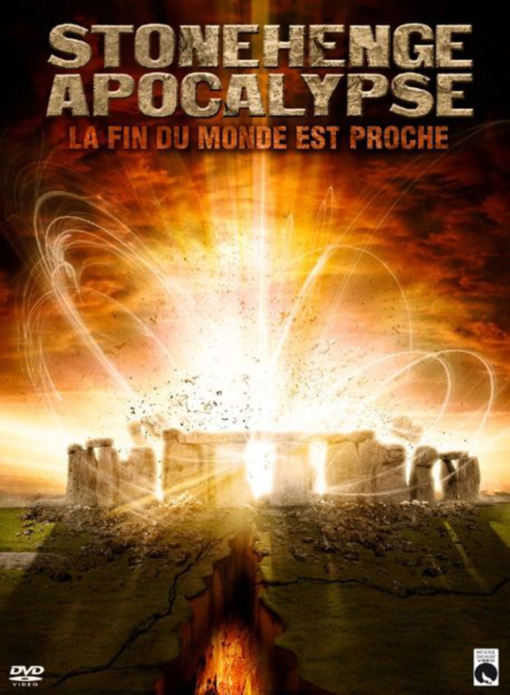 affiche du film Stonehenge Apocalypse (TV)