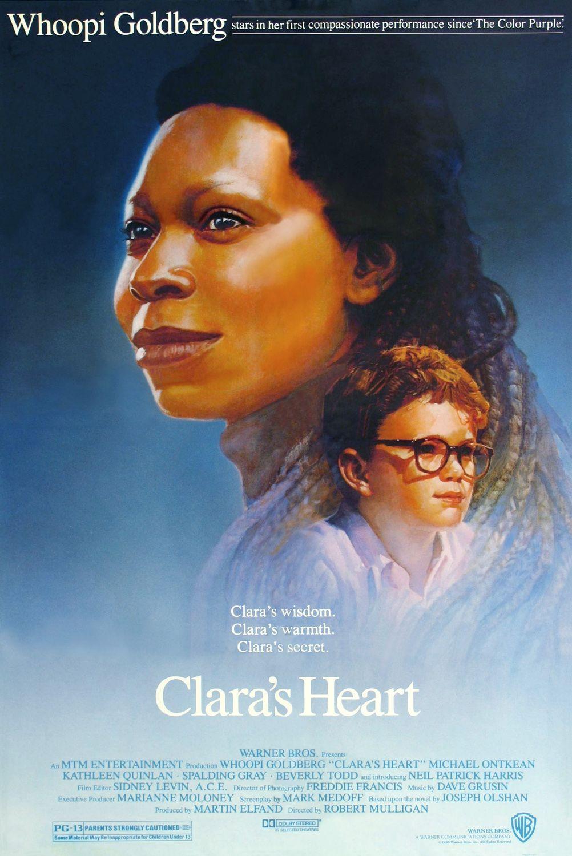 affiche du film Le secret de Clara