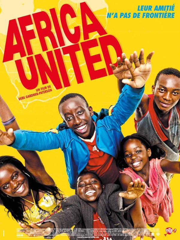 affiche du film Africa United