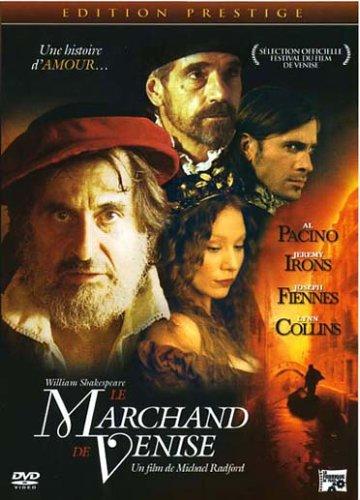 affiche du film Le marchand de Venise
