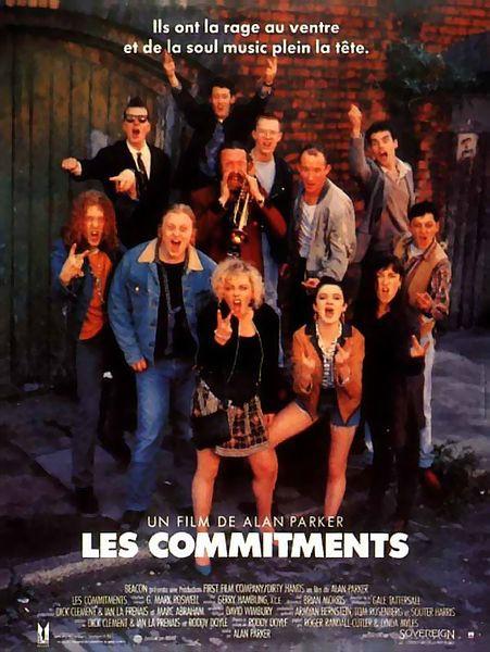 affiche du film Les Commitments