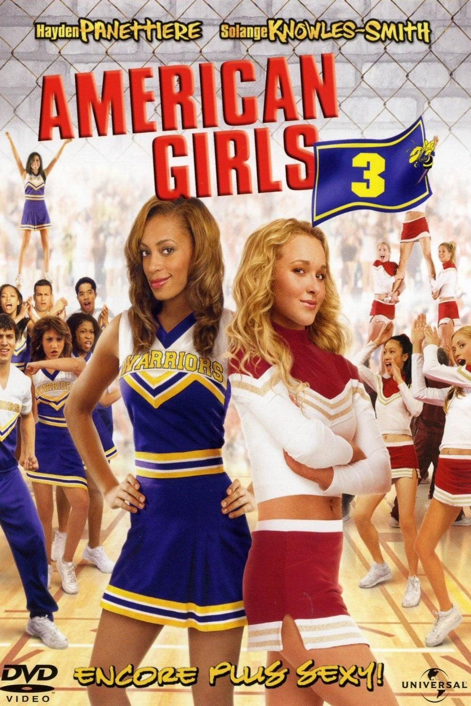 affiche du film American Girls 3