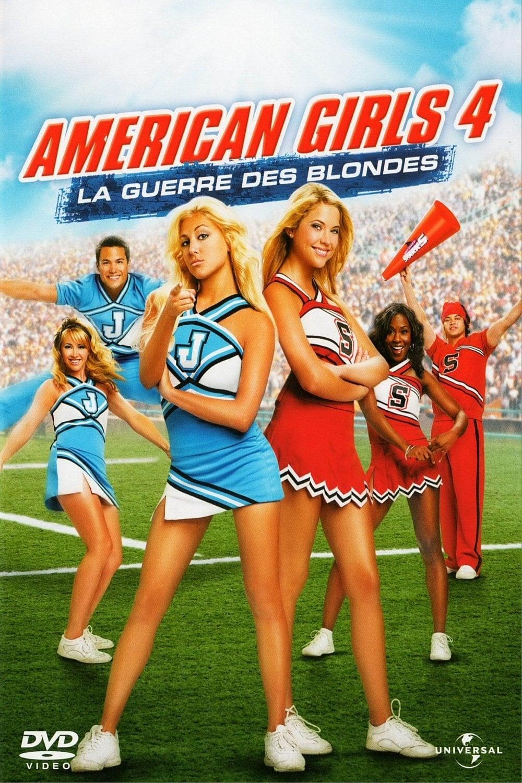 affiche du film American Girls 4: La guerre des blondes