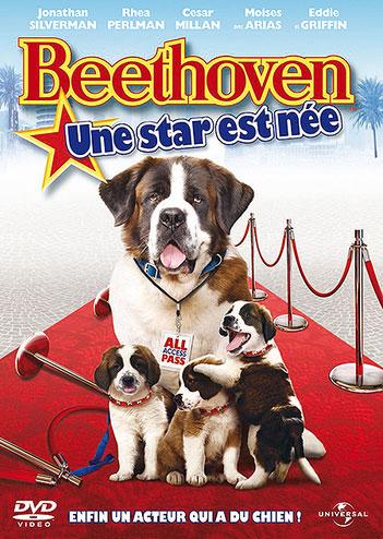 affiche du film Beethoven: Une star est née !