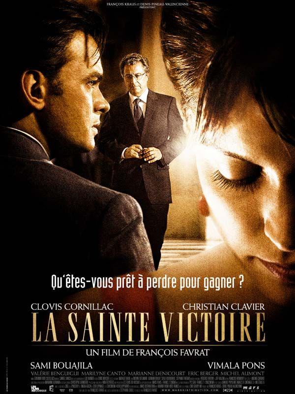 affiche du film La sainte Victoire