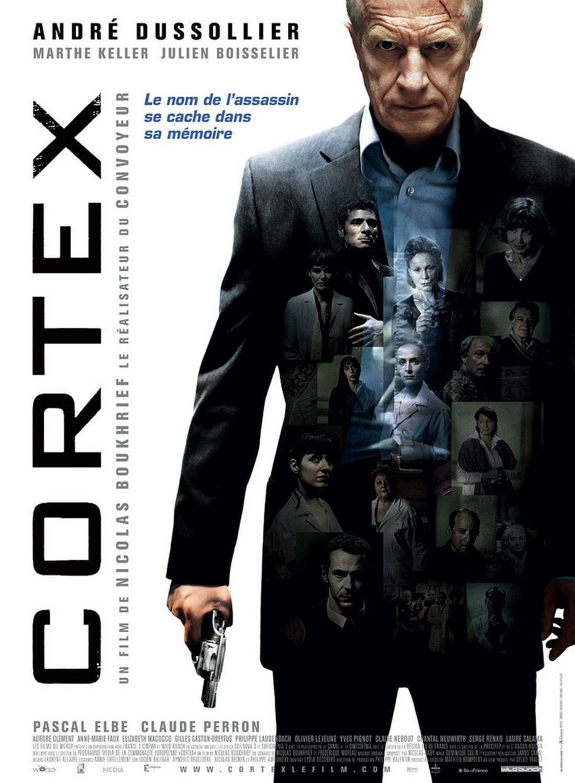 affiche du film Cortex