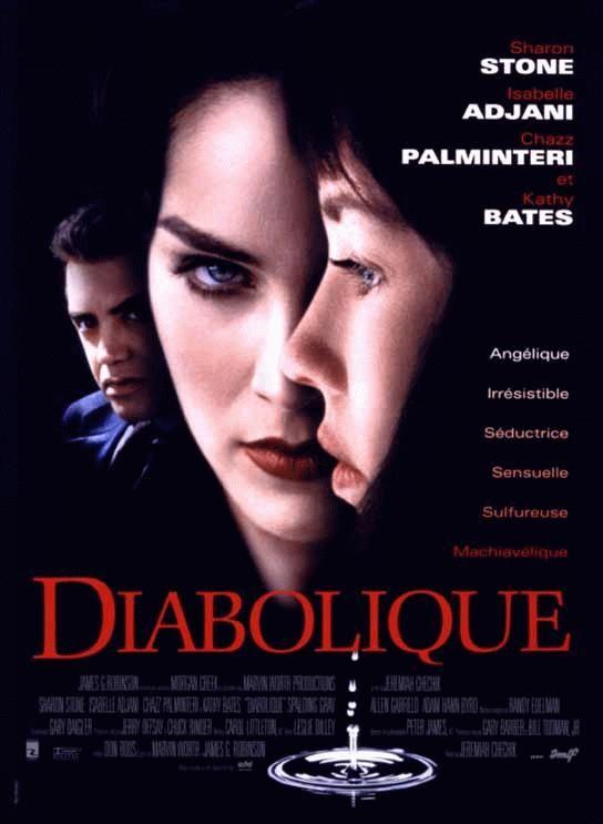 affiche du film Diabolique
